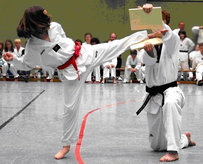Alle Informationen zur Anmeldung beim SSK-TaekwondoTeam