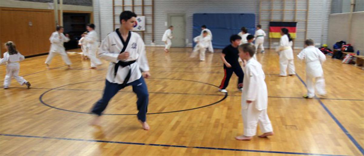 Permalink auf:Das ist Taekwondo