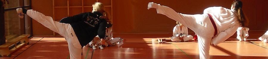 Taekwondo in Kerpen beim SSK-Kerpen