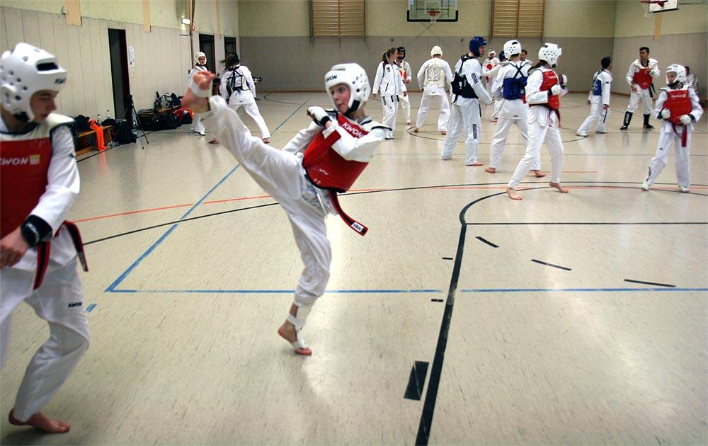 Taekwondo Kerpen: Die aktuellen Termine des SSK-Taekwondo-Teams