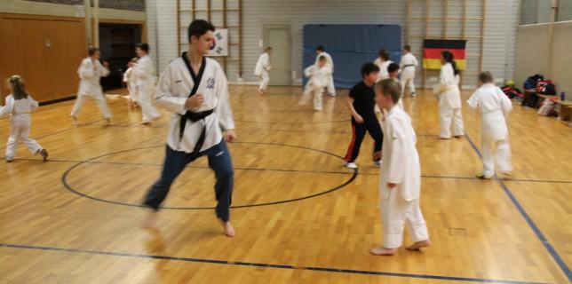 Taekwondo-Kerpen-SSK-Traini