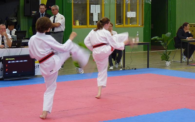 Taekwondo Kerpen: Nachwuchsturnier Alsodorf